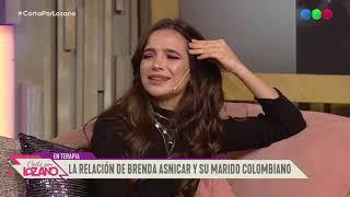 La extraña relación de Brenda Asnicar con las plantas - Cortá por Lozano 2019