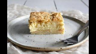 ИДЕАЛЬНЫЙ ЗАВАРНОЙ КРЕМ для тортов и десертов: рецепт