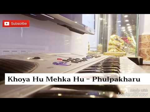 Aj Main Kyun Behka Hu || Phulpakharu New Song || Piano Cover + Full Song || The Piano Legend