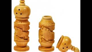 Wood Crafts | Wooden Home Decor Items Online In India