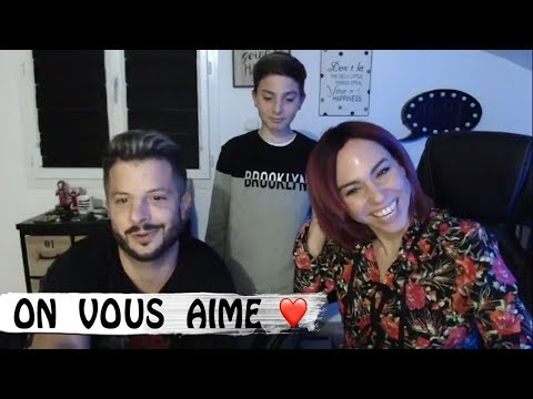 MERCIIII ❤  ON VOUS AIME !  / Replay du Live