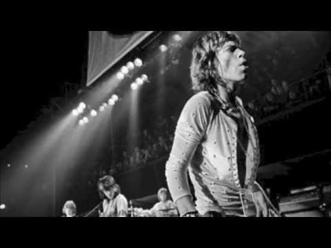 ROLLING STONES- BYE BYE JOHNNY- 1972 LIVE NYC MADISON GARDEN