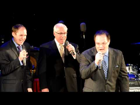 "Mark Trammell Quartet singing ""Wonderful Time Up There"""