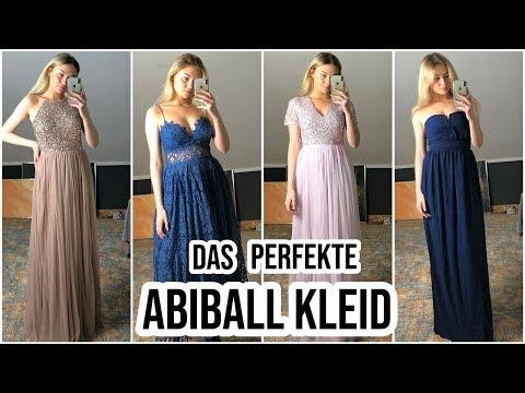 Die Suche Nach Dem Perfekten Abiballkleid 2019! Ihr Stimmt Ab! ⎥ PIA