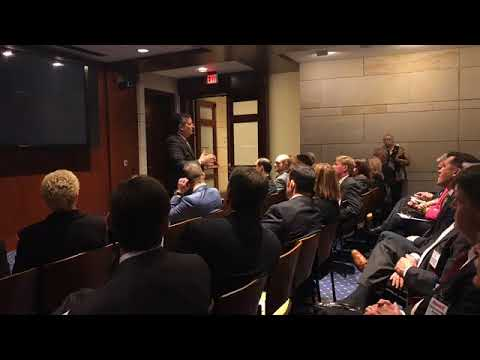Sen. Cruz Addresses the Independent Bankers Association of Texas - April 11, 2018