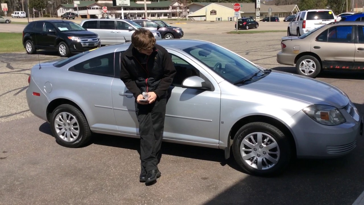 Colton 39 s first car purchased from easton motors in baraboo for Baraboo motors used cars