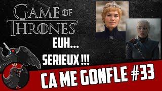 [SPOILER] Game of Thrones Saison 8 Ep5 WTF!!! [CMG#33]