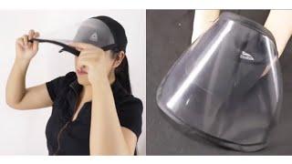 protector facial en minutos