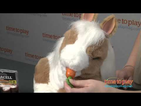 Furreal Friends Baby Butterscotch My Magical Show Pony