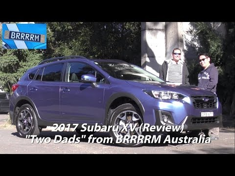 """NEW GEN 2017 Subaru XV (Review) 