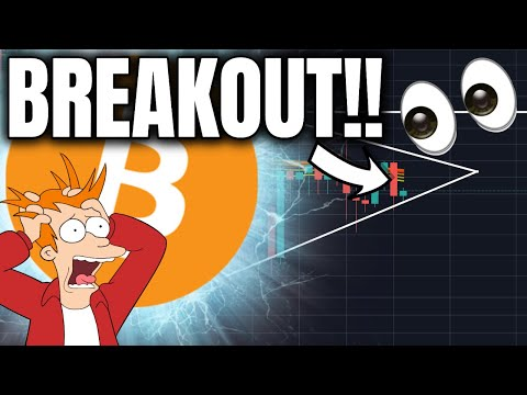 BITCOIN BREAKOUT Could Happen Today?! Altcoins DUMPING!! (Cryptocurrency Trading Price Analysis)