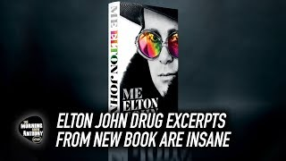Elton John Excerpts From New Autobiography Are Insane