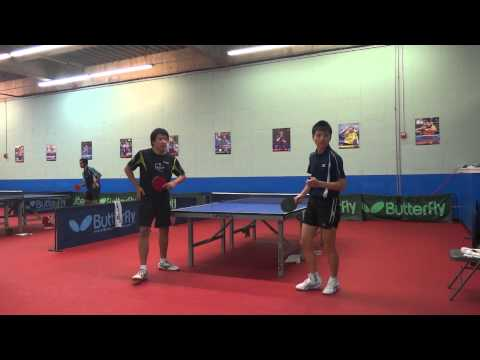VS Chen, Bo Wen. #1