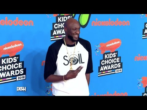 ALL ABOUT LAMAR ODOM'S NEW 'GREEN' BUSINESS