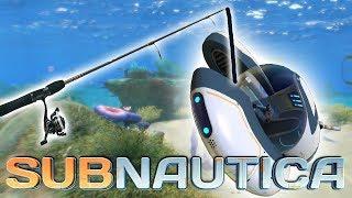 OPERATION: RESCUE SEAMOTH | Subnautica