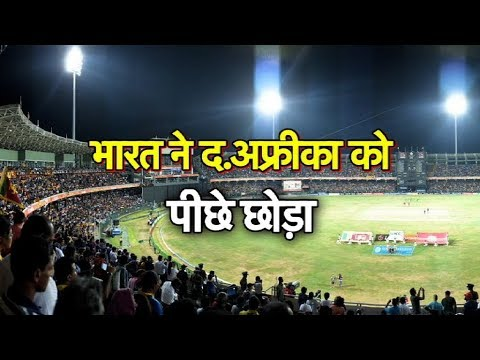 India Has Left South Africa Behind In T20s Victory | Sports Tak