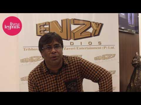 Raqeeb Alam at ENZY Studios