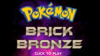 Roblox Pokemon Brick Bronze - cap.53 - We start the fifth gym