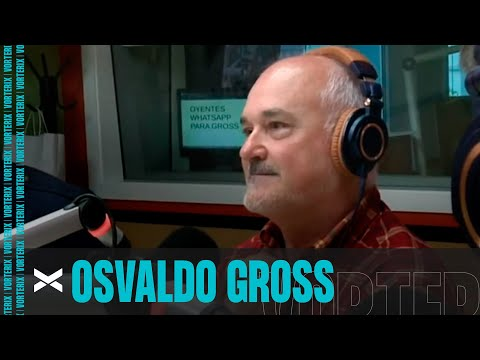 Osvaldo Gross en VORTERIX - Entrevista
