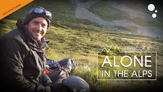 Alone in the ALPS: Episode 8 (bivi paragliding)