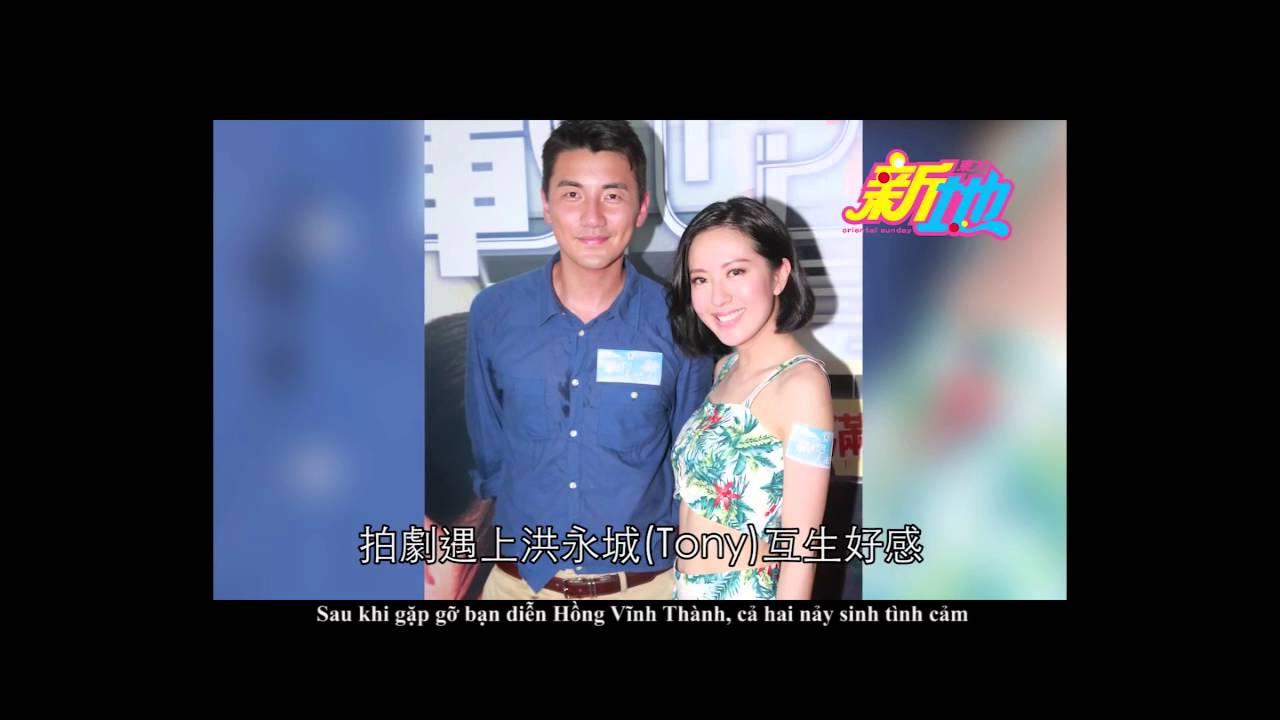 [Vsub] Natalie Tong - Tony Hung bí mật hẹn hò