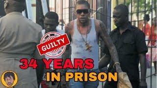 BREAKING NEWS   Vybz Kartel Co-Convict Kahira Jones Gets 34 Years