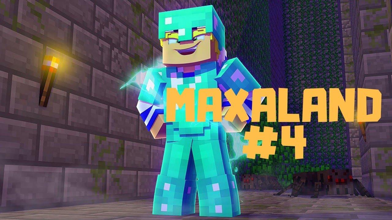 DIRECTO-Volvemos a Minecraft/Maxaland