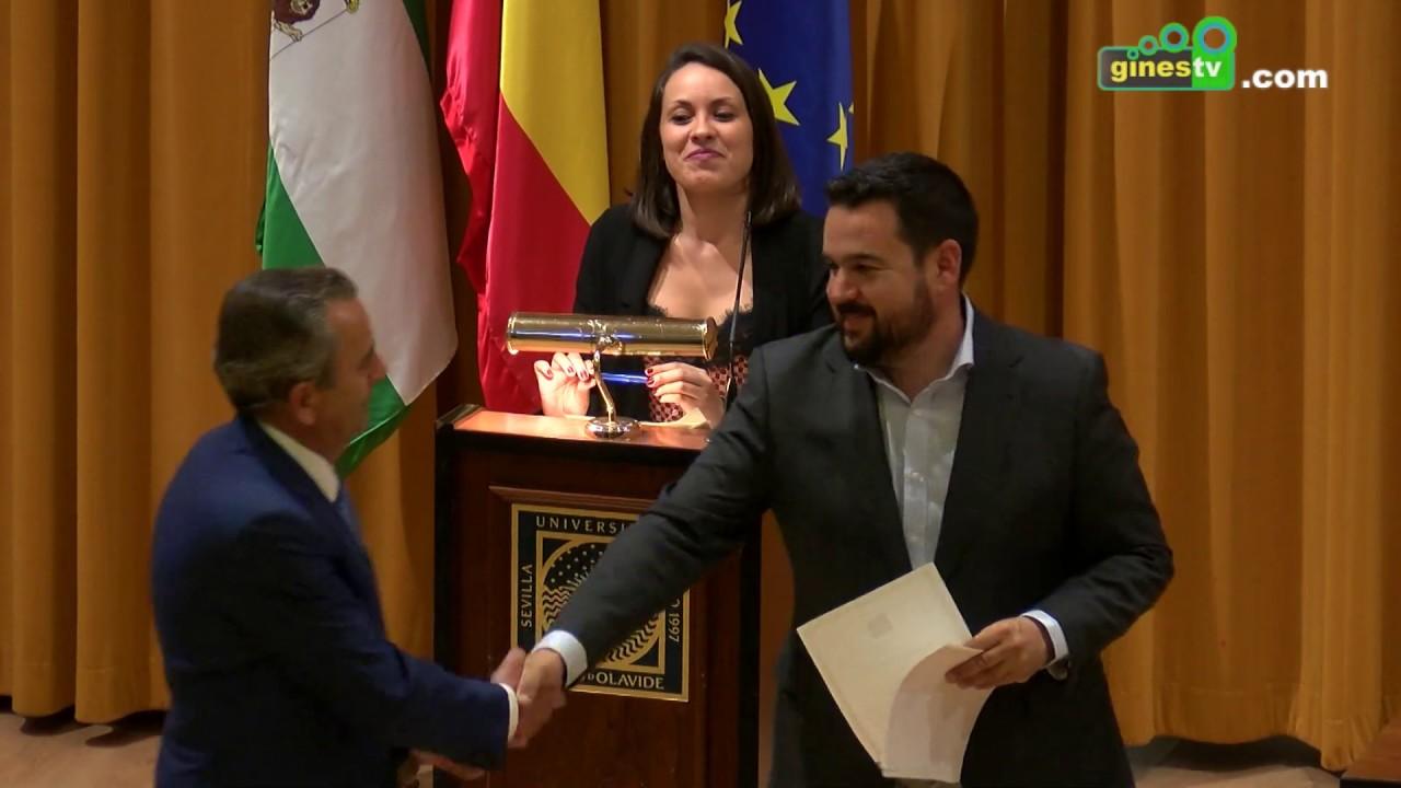 Graduación del Aula Abierta de Mayores de Gines 2019 en la UPO (COMPLETO)