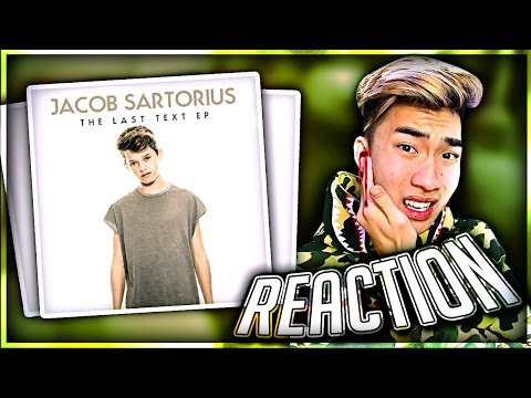 Reacting To Jacob Sartorius NEW SONG Last Text
