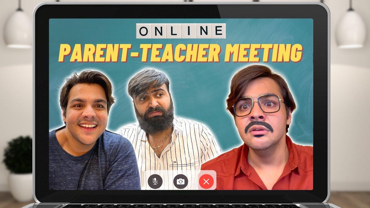 Online Parent Teacher Meeting | Ashish Chanchlani