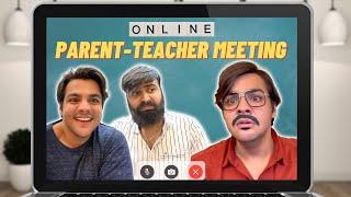 Online Parent Teacher Meeting   Ashish Chanchlani
