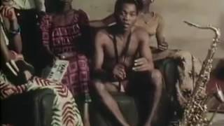 Interview with the legend Fela Anikulapo Kuti, about music,politics and freedom