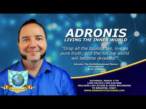 Adronis  Living The Inner World and The Paranormal & Radionics
