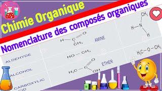 organic chemistry nomenclature alkanes