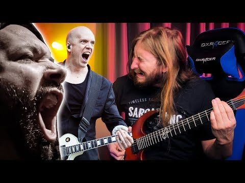 FAQ76 - NEW PERIPHERY, MY AMPS, DEVIN TOWNSEND