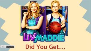 What Liv and Maddie Character are You?