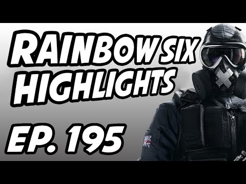 Rainbow Six Daily Highlights   Ep. 195   Shortyyguy, GeneralSam123, Sha77eTV, NVIDIAGeForceTR