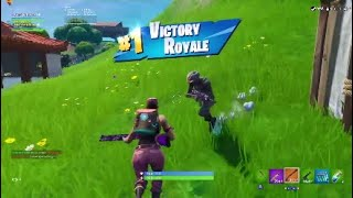 Get the clutch bro.. (Fortnite battle royale) ft Apso lee
