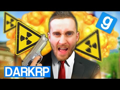 LE CARTEL ET LA NUKE ! - Garry's Mod DarkRP