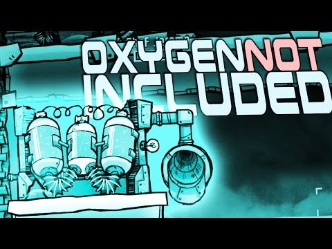 WATER PURIFIER - Oxygen Not Included Gameplay - Pipes & Purifying Water - ONI Gameplay Part 5