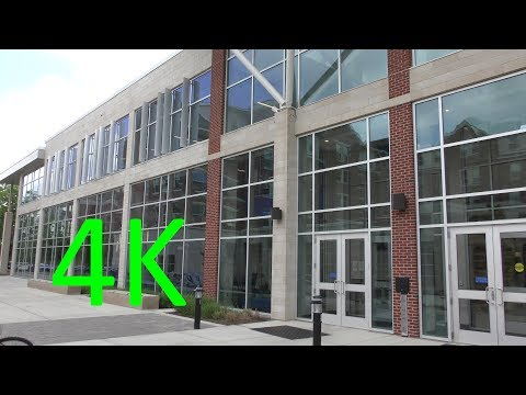A 4K Tour of the University of Kentucky
