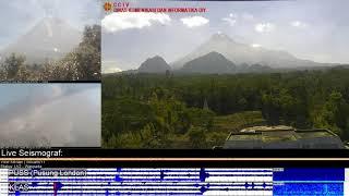 17/6/2019 - Mt Merapi TimeLapse
