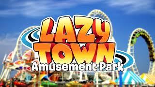 LazyTown Theme Park OST Intercom Theme Tune