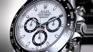 @Rolex Cosmograph Daytona – @Baselworld2016(Ролекс представляет новую версию модели Oyster Perpetual Cosmograph Daytona из стали 904L, оснащенную цельным безелем Cerachrom..., 2016-04-07T19:30:03.000Z)