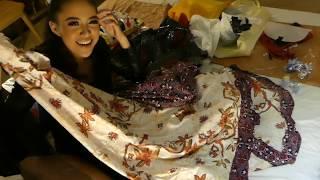 BABY SHIMA UNBOXING HADIAH DARI FANS- ADA TELEKUNG!, KONSER AMBANG FINAL DAA3 25122017 FULL HD