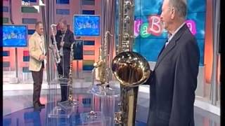 Attilio Berni: intervista su Rai1