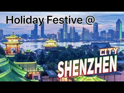 shenzhen Holiday Festive - Golden Rama Tour