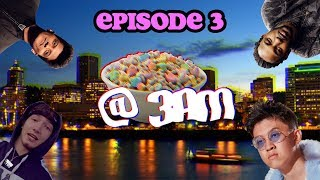CEREAL@3AM - Episode 3 [Rich Brian, The Grammys, and Logan Paul AGAIN] Ft. DomoP503