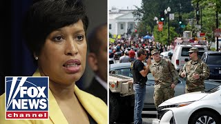 DC mayor does not have the power to send away National Guard: Attorney