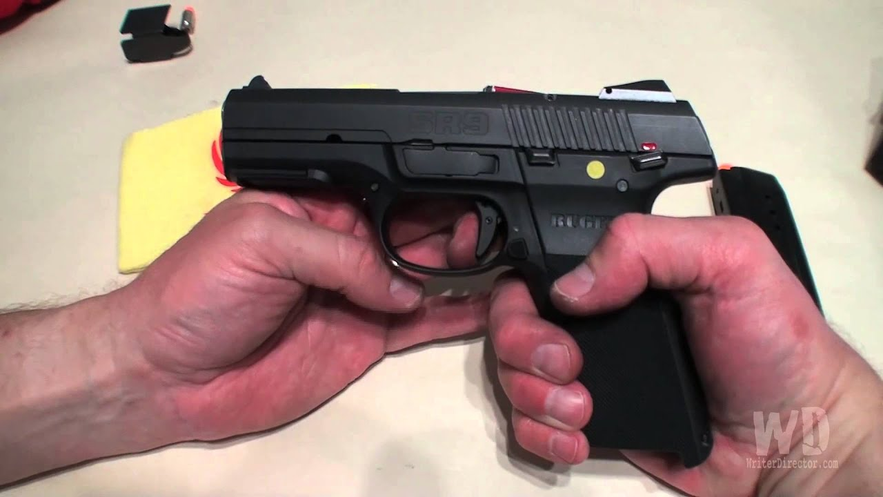 Great Demo: Ruger SR9 safety features overview